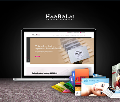 好博莱官方网站建设已由优网科技完成正式上线啦!