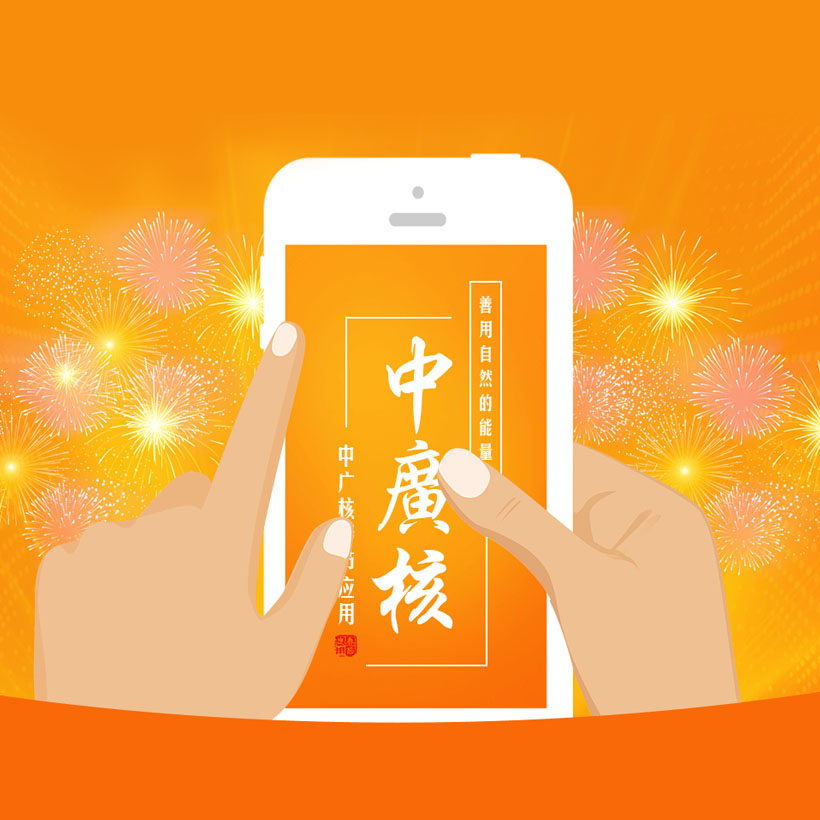 广州网站建设-中广核小程序开发案例说明
