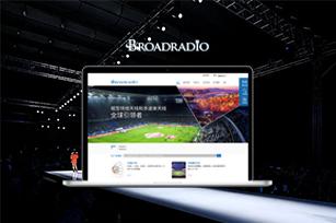 博纬通信中文网站建设项目开通上线啦!