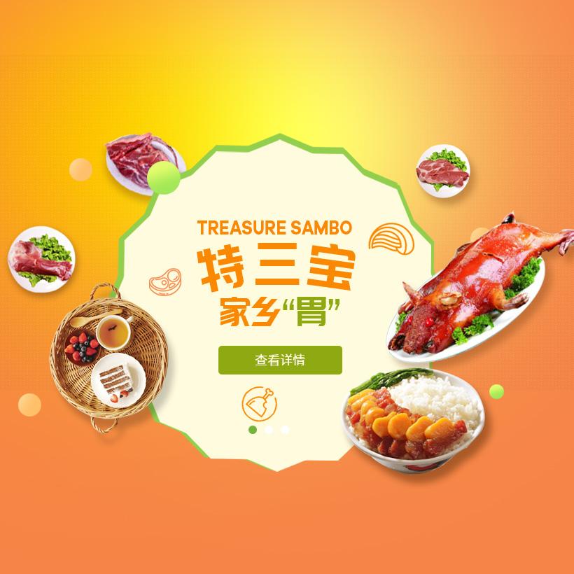 广州网站建设-特三宝电子商务网站建设