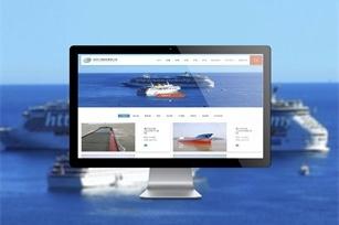 台州仁博船务小程序商城及网站建设上线啦!