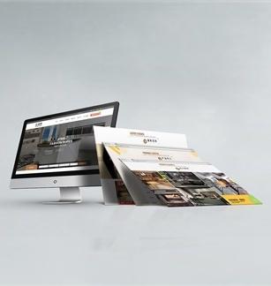 法迪奥不锈钢艺术厨柜—零甲醛放心厨柜网站上线了!
