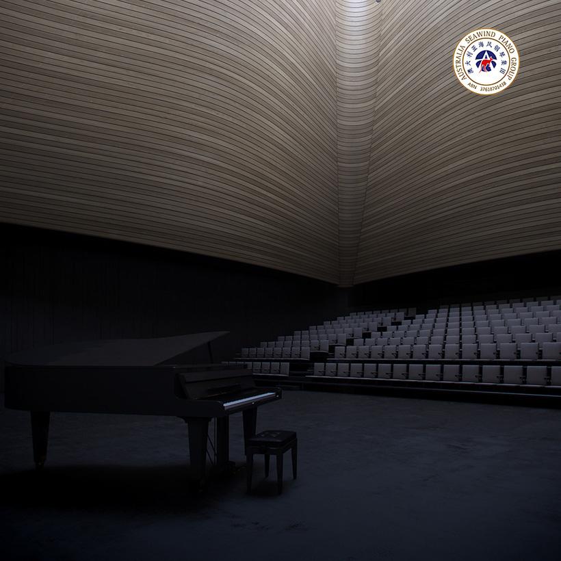 广州网站建设-海风钢琴品牌网站建设