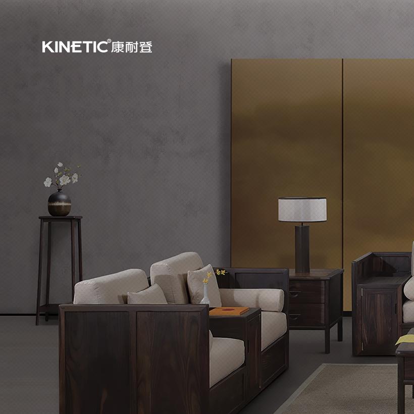 广州网站建设-康耐登品牌官网网站建设案例说明